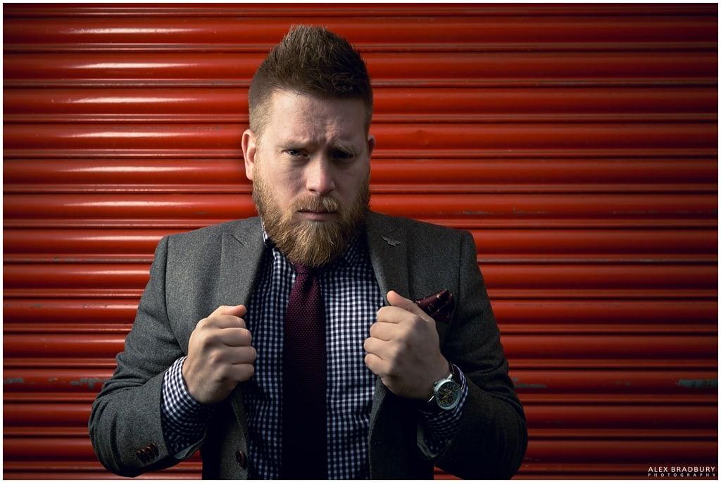Super Beards And Suits Fashion Shoot Short Hairstyles Gunalazisus