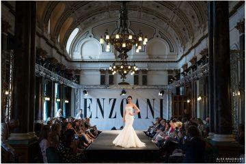 enzoani catwalk show