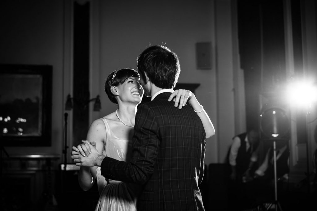 first dance at the council house in birmingham
