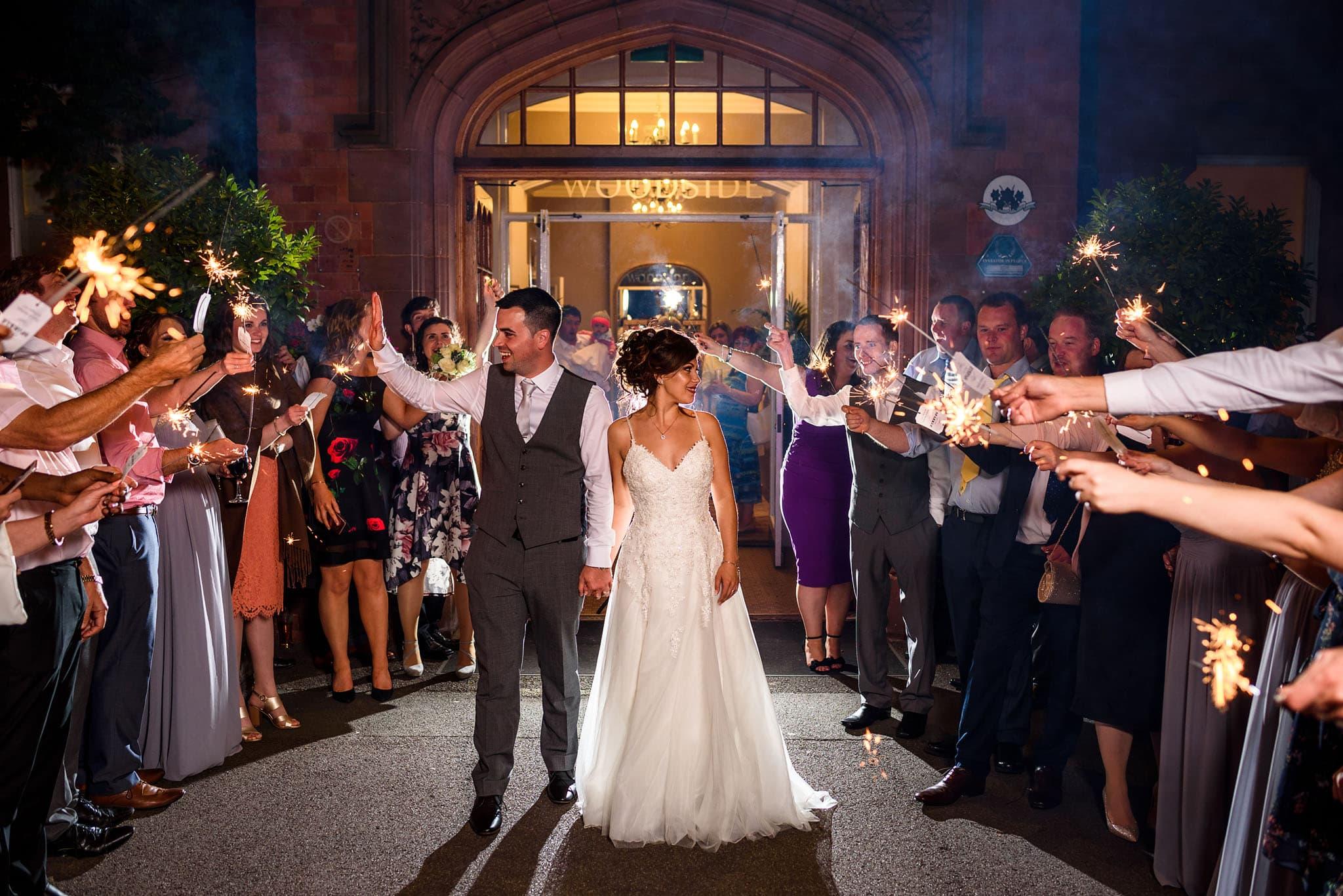 Woodside kenilworth wedding