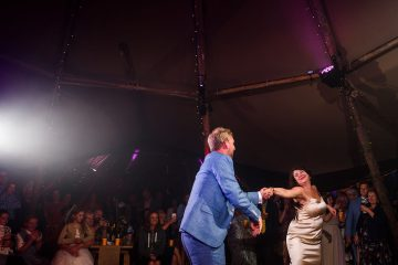 first dance inside the tipi